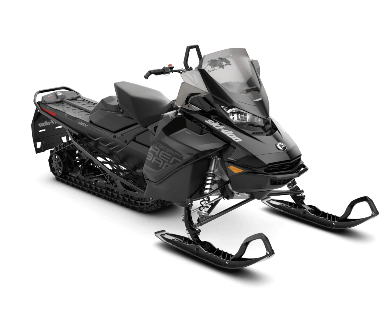 Renegade Back Country 600 E-TECH 2018